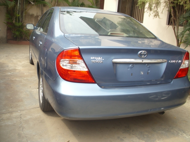 2004 Clean Toyota Camry Xle Leather Big Daddy Toks 4 Sale