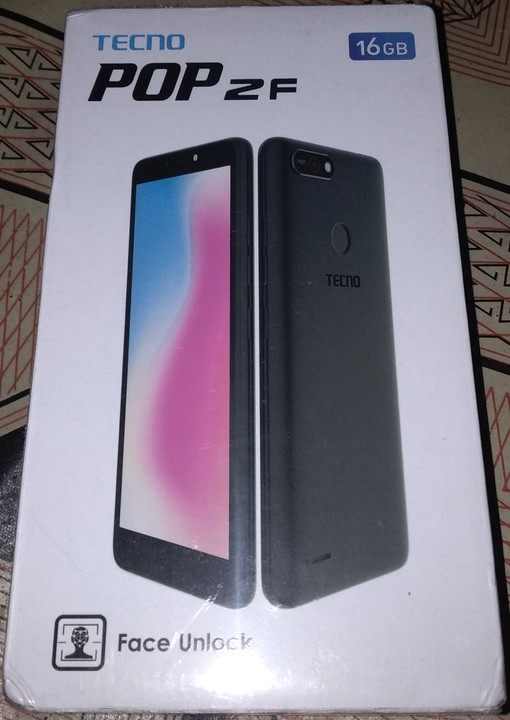 Brand New Tecno Pop 2f At Giveaway Price!!! - Phones - Nigeria