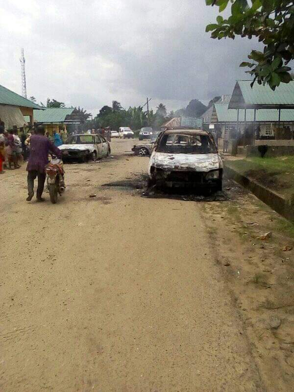 Gunmen Invades Okwale Community In Rivers State, kills 5 People