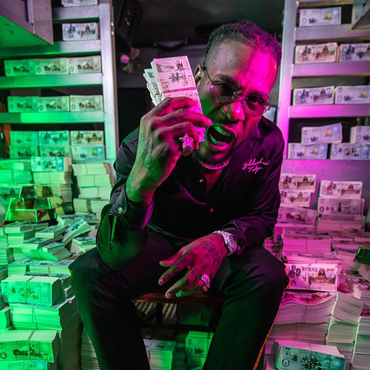 Burna Boy Launches A New Bank In New York