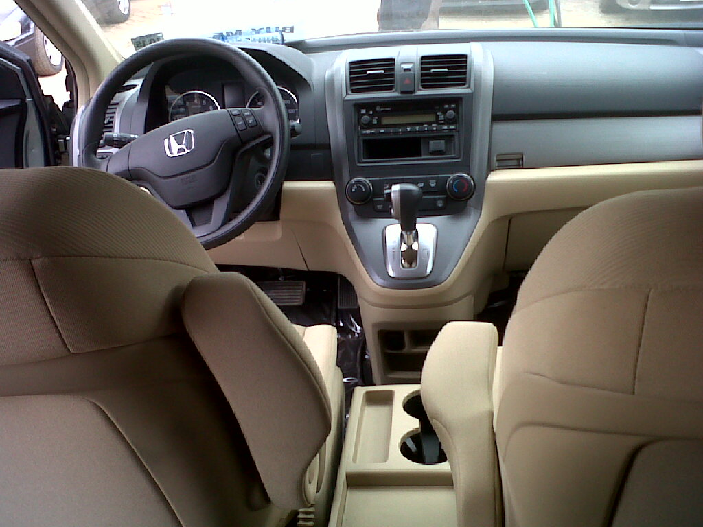 A Registered Honda Crv For Sale 2011 Model Autos Nigeria