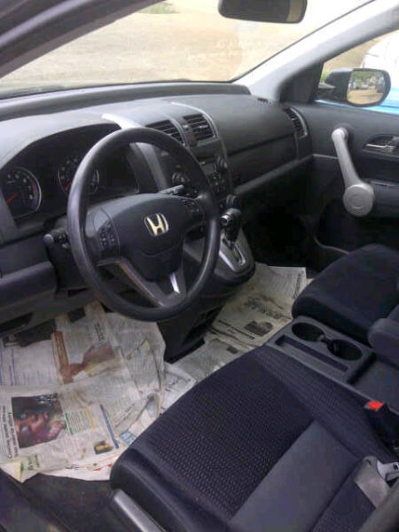 For further enquiries,please call Toyin on 08064347163. Re: Navy Blue 2008 Honda CRV ...