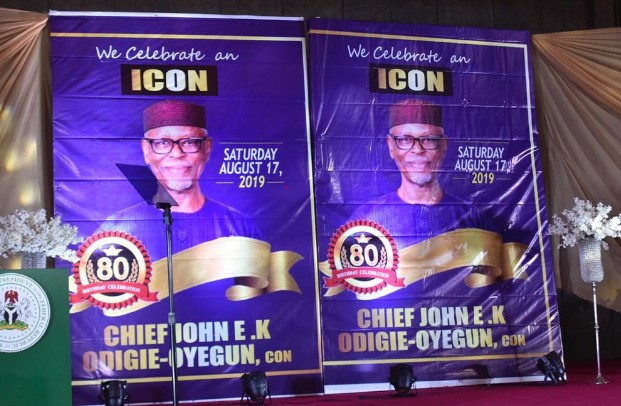 Image result for oyegun 80 birthday