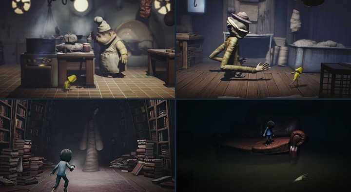Little Nightmares 2 Announced For 2020 Pc Xbo Ps4 Switch