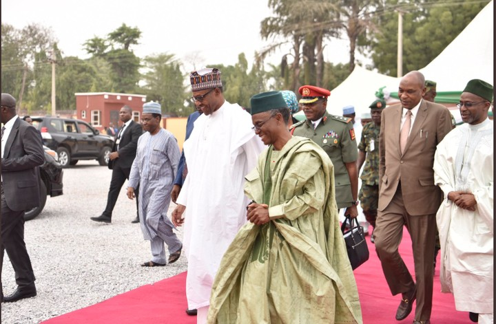El-rufai Has Been Reduced From Dwarf To Leper; Abandoned By Buhari
