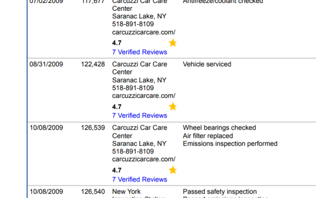Free Vehicle History Report Online >> Free Vehicle History Report Online