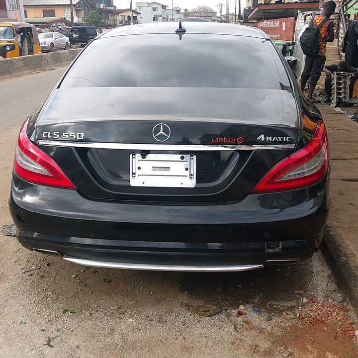 Mercedes Benz CLS 550 Used 2012. 5.5m