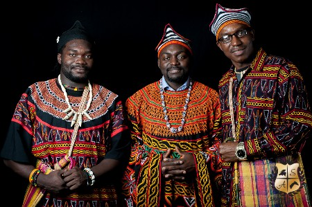Traditional Attire And People From Samuel Etoo s Country