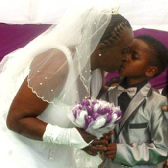 See Iamnigeria 2013 03 8 Year Old Boy Marries 61