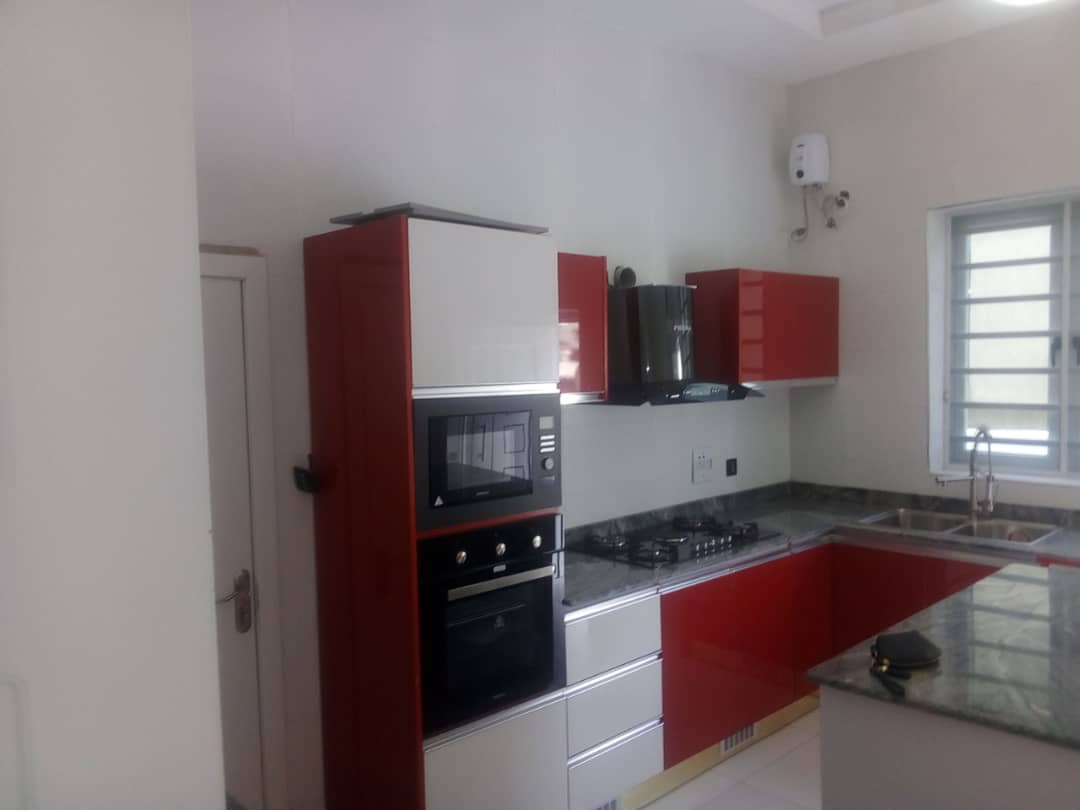Brand New 4 Bedroom Semi Detached Duplex For Sale At