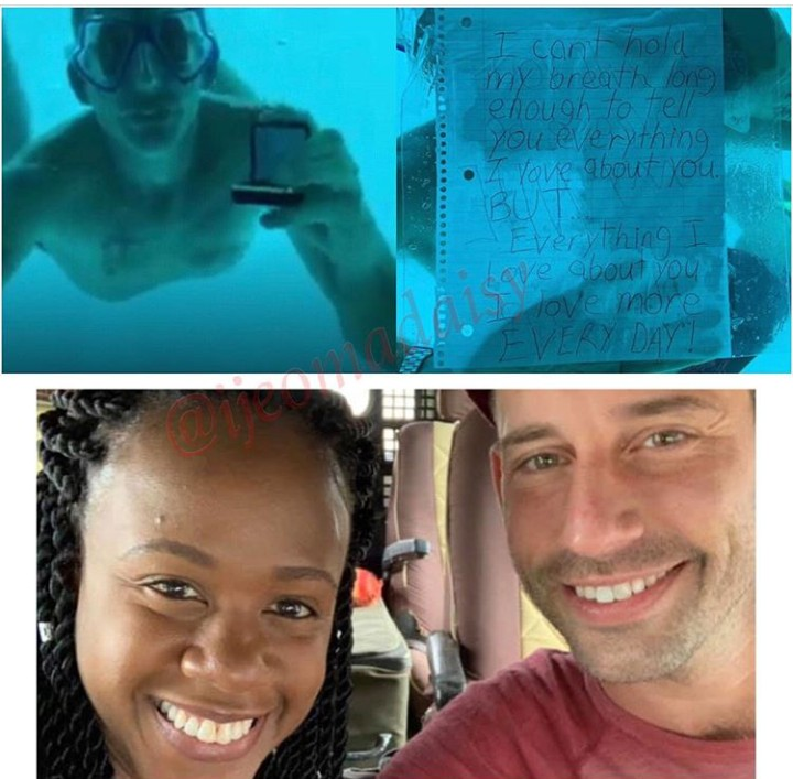 Man Drowns Attempting To Propose To Girlfriend Underwater