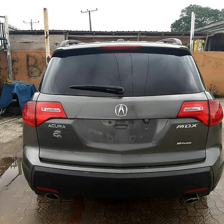 Clean Acura MDX At A Very Cheap Price