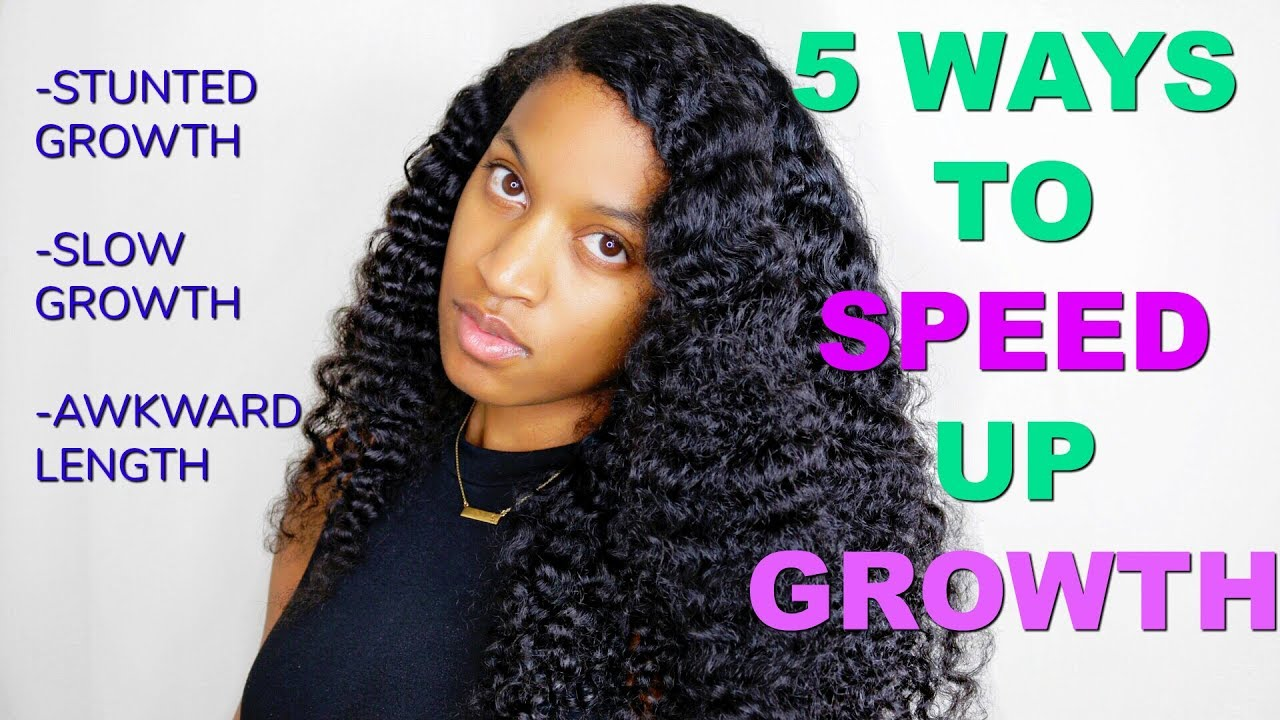 How To Grow Long Thick Hair Naturally Fast Health Nigeria