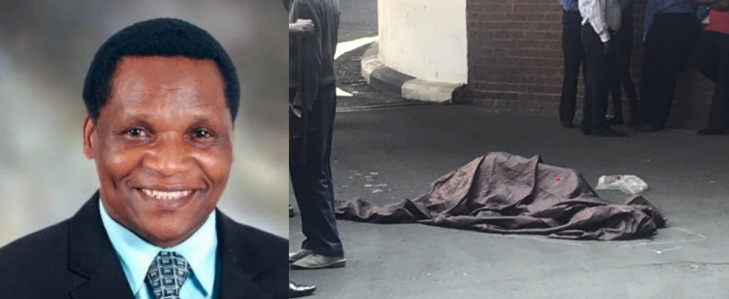 Bishop Berry Dambaza Commits Suicide By Jumping From 4th Floor [photo]