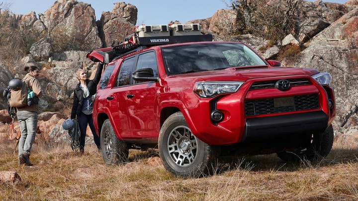 2020 Toyota 4runner Venture Edition Is A Rugged Off Road