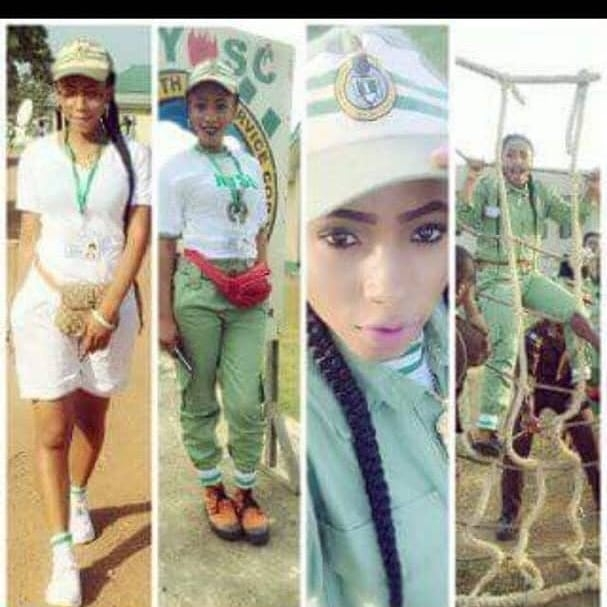 Image result for mercy eke nysc