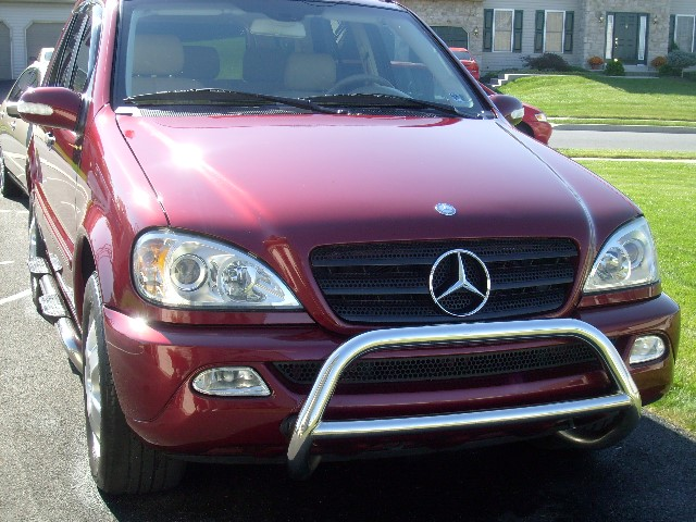 Immaculate 2002 mercedes benz ml320 only for Mercedes benz ml320 2002