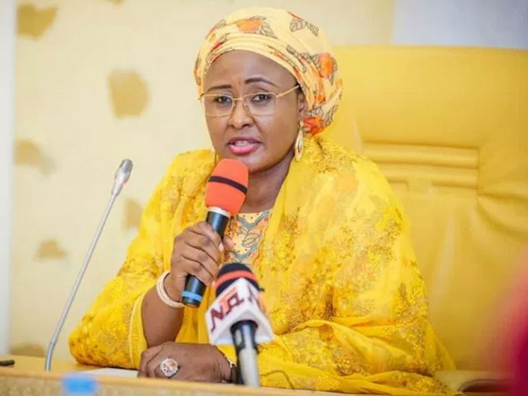 Aisha Buhari Away From Nigeria For 2 Months In Protest