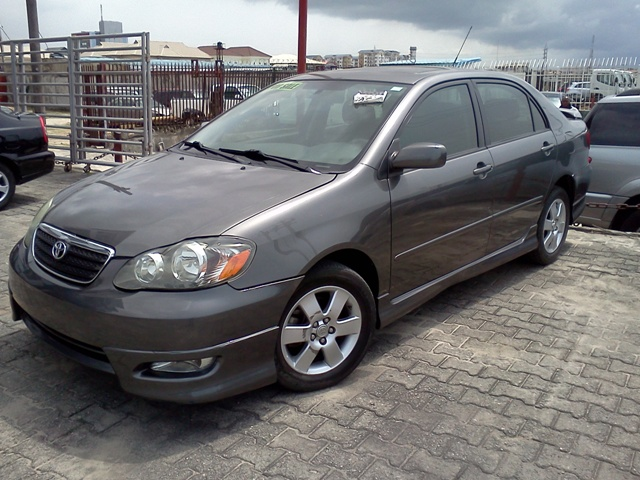 2007 Toyota Corolla Type S clean Sports Packagen19m  Autos