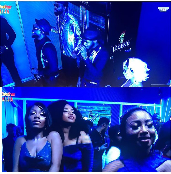 BBN: Tacha goes Missing as All Evicted HouseMates Party with Top Five Finalist(Photo) 2