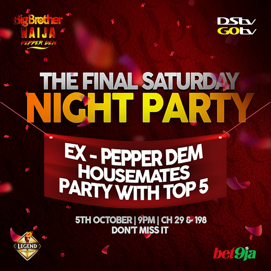 BBN: Tacha goes Missing as All Evicted HouseMates Party with Top Five Finalist(Photo) 5