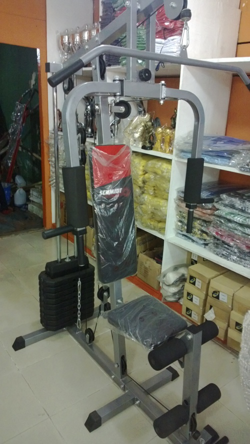 Home gym body buiilding equipment for sale adverts nigeria