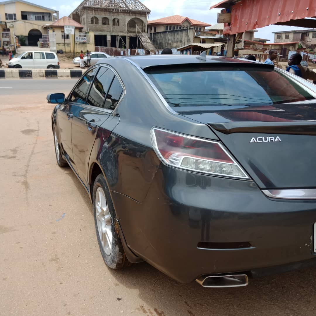 First Body 2009 Acura Tl Working Perfectly For 2.3m