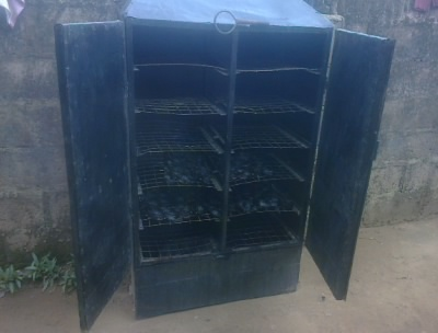 My fish smoking oven for sale (picture) SOLD!!! - Business