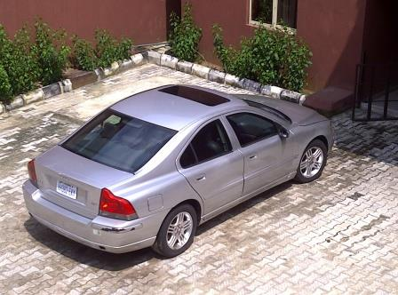 volvo s60 2 5t 2005 model american spec for sale autos nigeria. Black Bedroom Furniture Sets. Home Design Ideas
