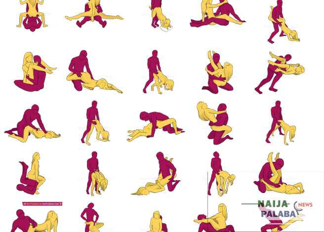 21 Sex Moves That Are Guaranteed To Drive Him Crazy-numer