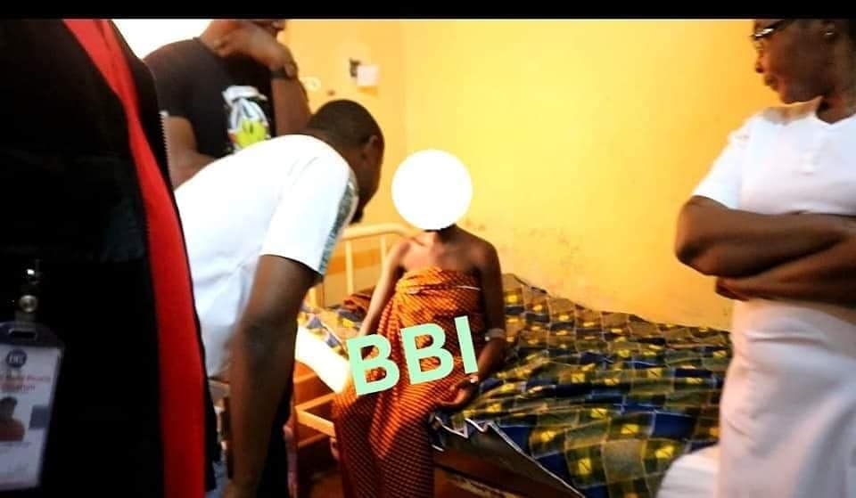 What A Wicked World!! 12-Year-Old Girl Gives Birth, Raped By Pastor, Herbalist, Neighbor (Pix) 3