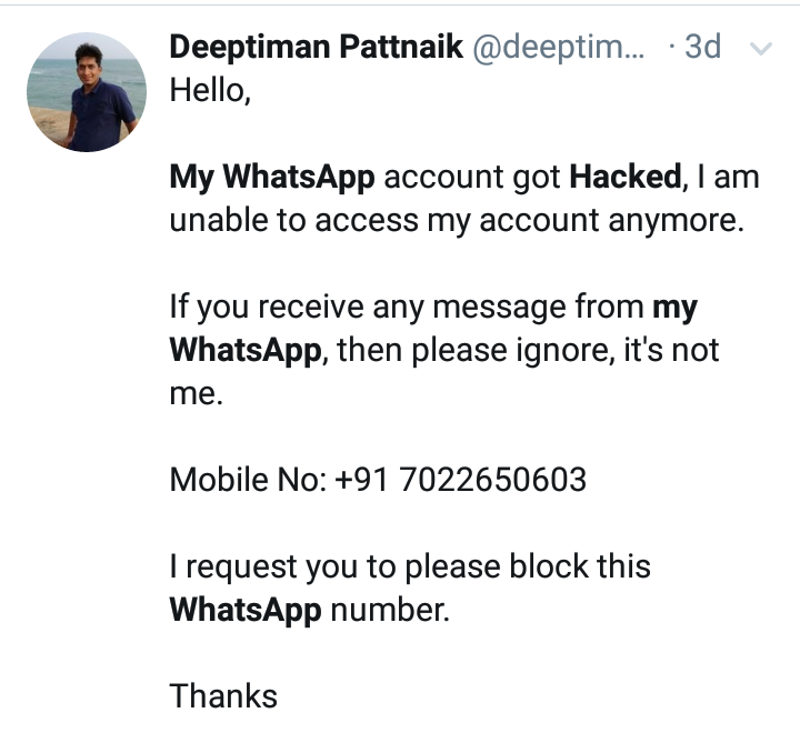 Stop Using Whatsapp If You Care About Your Privacy 7