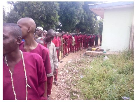 Victims Rescued From Another Islamic Centre In Kaduna