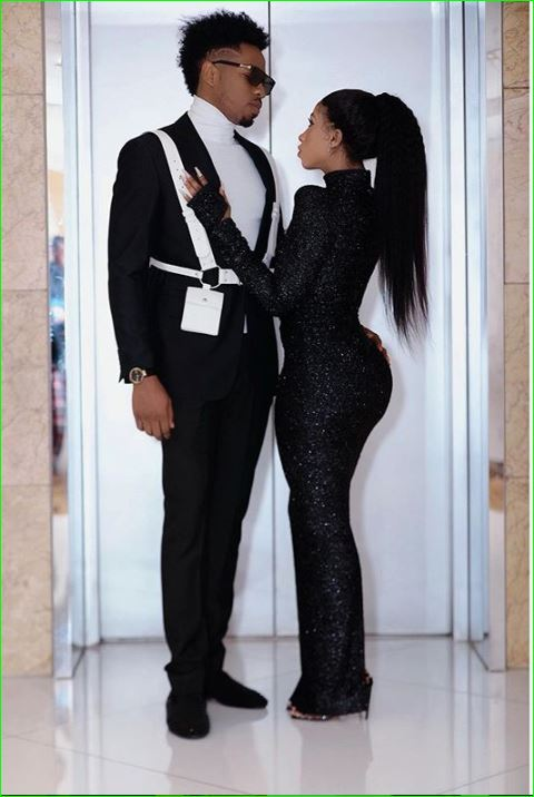 Mercy And Ike Styled By Swanky Jerry For Headies 2019