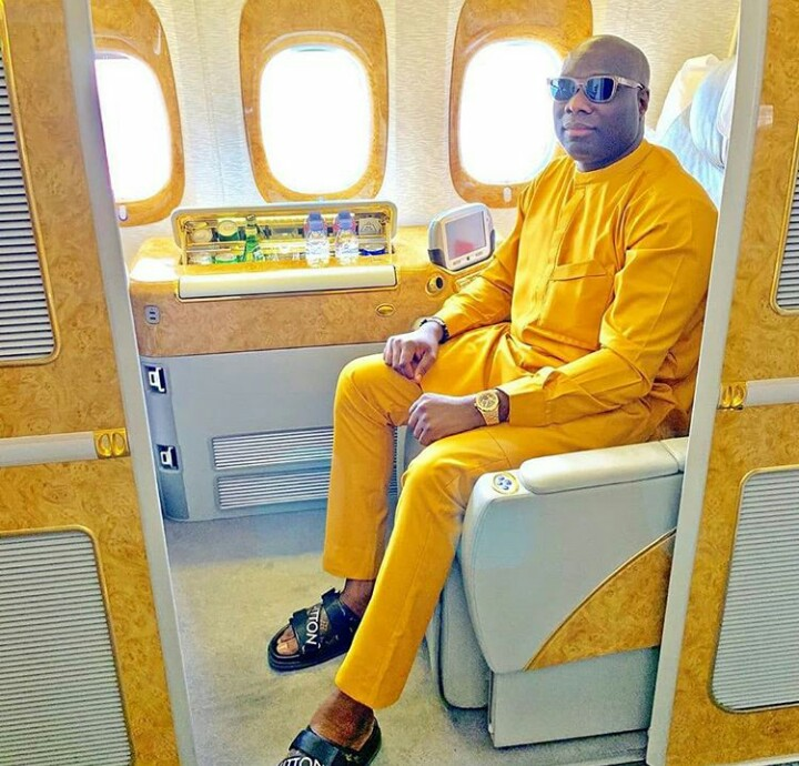 Nigerians Reacts As INTERPOL Arrested Mompha In Abuja