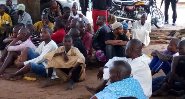 Kwara Torture Centre, Sumuratu Mumeen Arabic Centre: 108 Rescued By Police