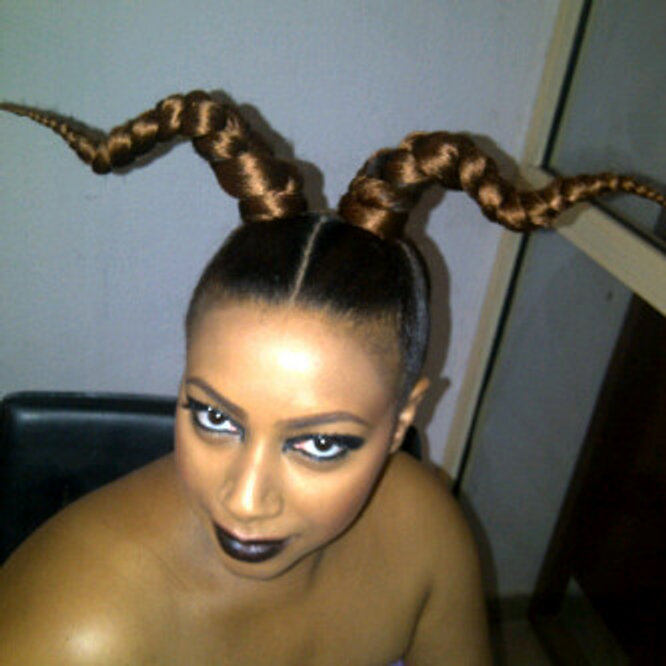 Ladies, Would You Rock This Hairstyle?