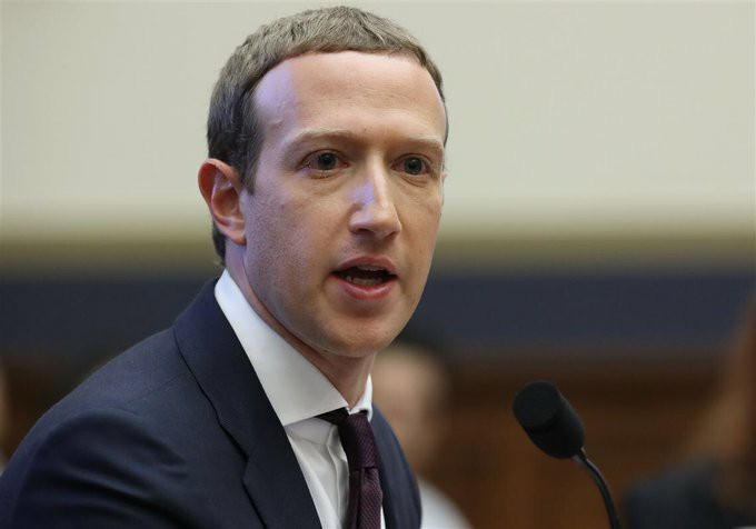 New Haircut: Mark Zuckerberg Mocked On Twitter (Photos)