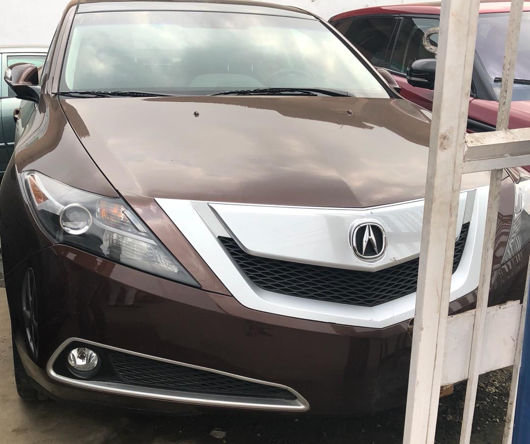 2010 Acura ZDX Toks For 6.5m