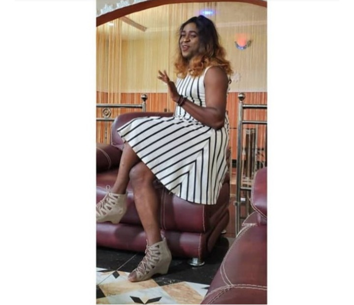 Femi Adebayo Twerks As He Dressed Up As A Lady