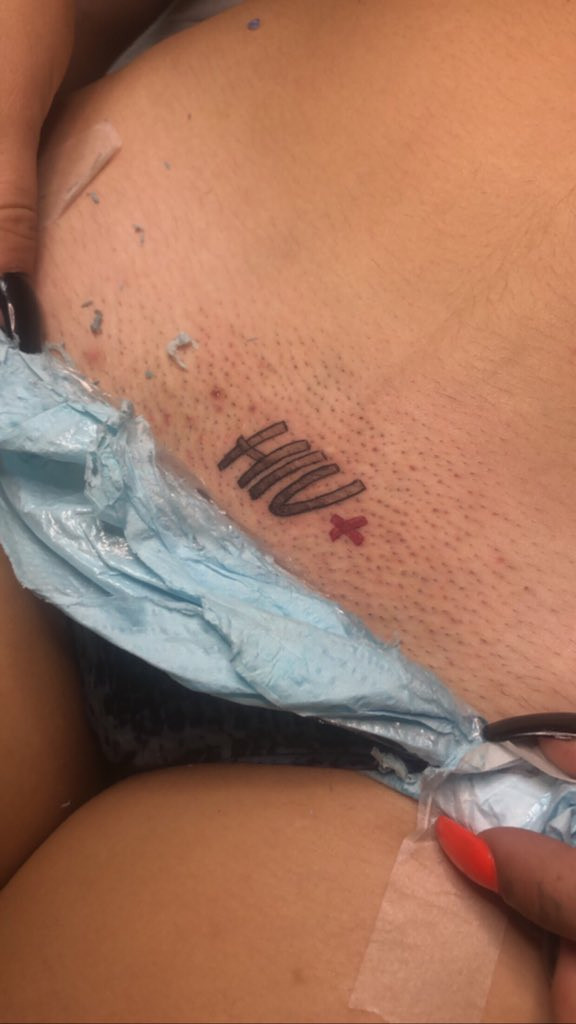 Near private parts tattoos In intimate