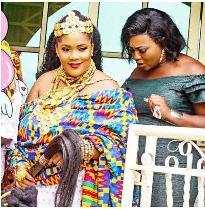 Newly Married Ghanaian Woman Shares Her Testimony And