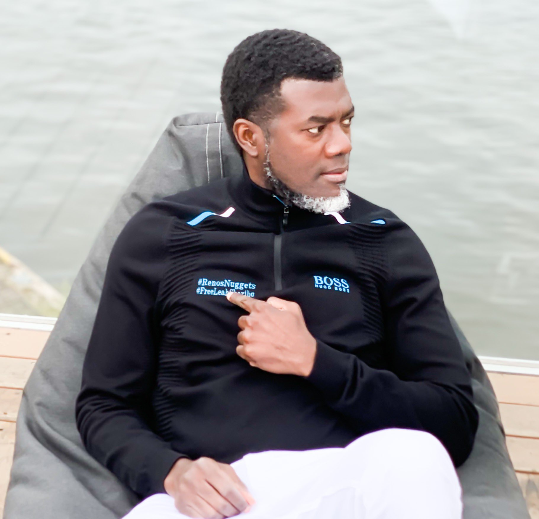 """Buhari Is Made In London"" – Reno Omokri Blasts Presidency On Nigerian Goods"
