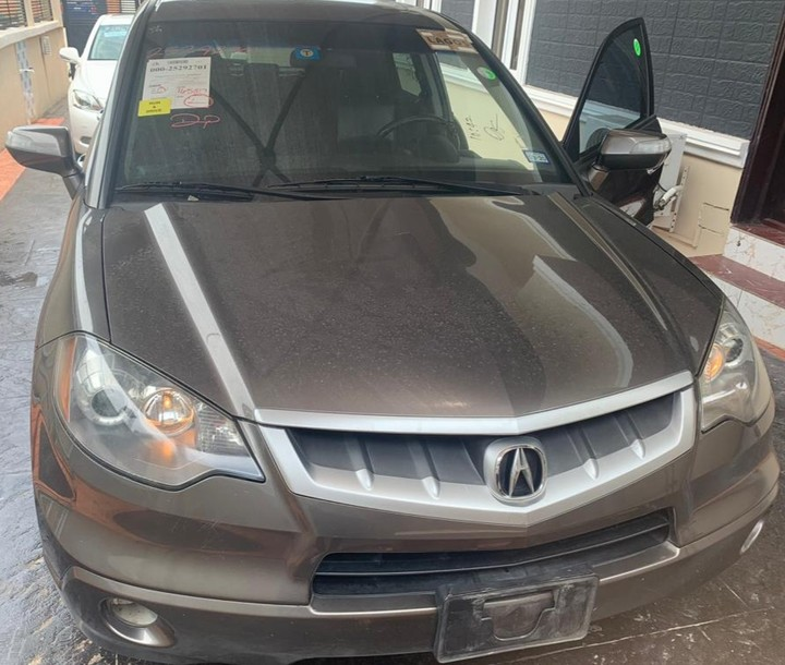 Toks 2007 Acura RDX Available For Sale 2.7m Negotiable