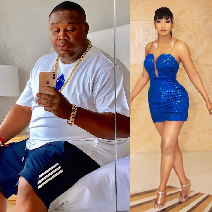 Cubana Chief Priest Unfollows Mercy, Deletes All Her Photos On Instagram (Pics)
