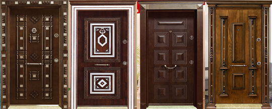 Turkey steel security doors manufacturer fds door is for Door design nigeria