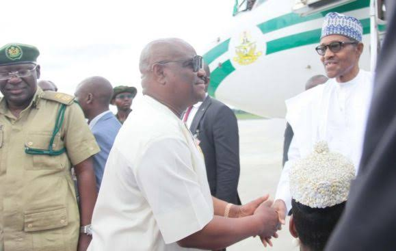 Governor Wike Begs Buhari Government: Please Forgive Us