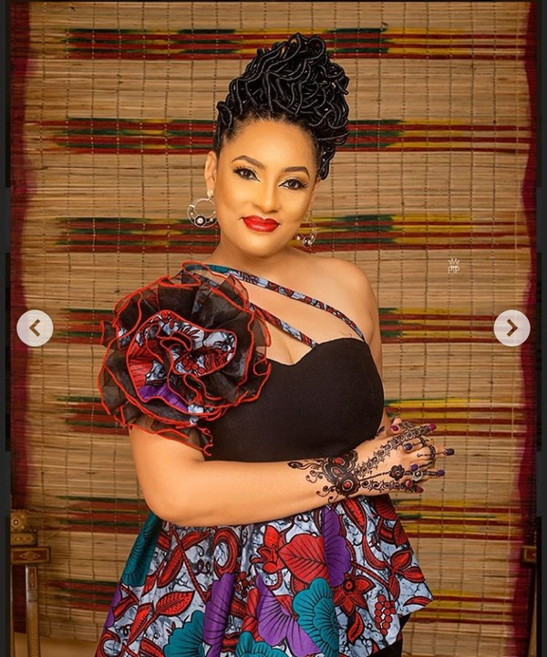 Actress Lilian Bach Celebrates Her 49th Birthday With Stunning Photos 6