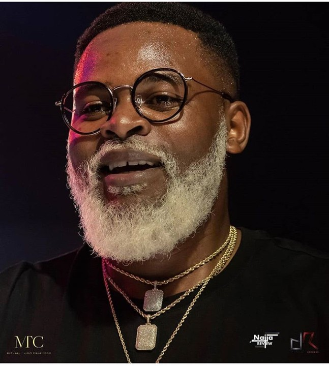 Image result for images of Falz goes blonde with his beards