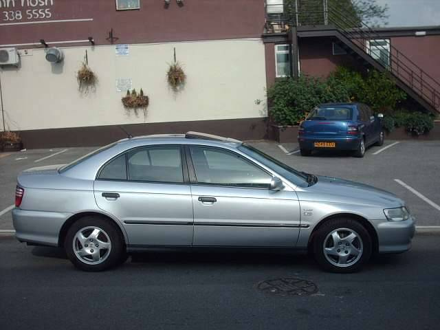 Have This 2001 Honda Accord 2.0i Vtec Se Executive 4dr Saloon For ...